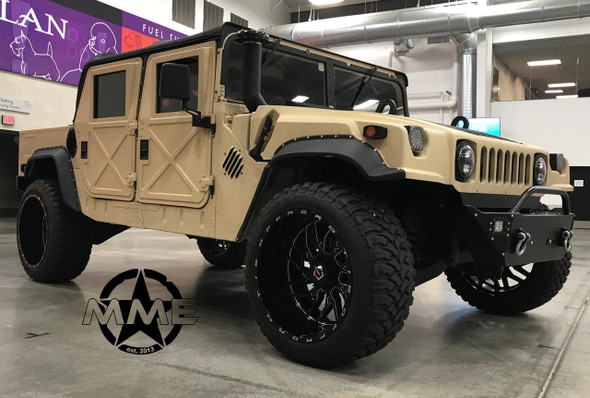 1987 AM General M998 Duramax HMMWV / Humvee
