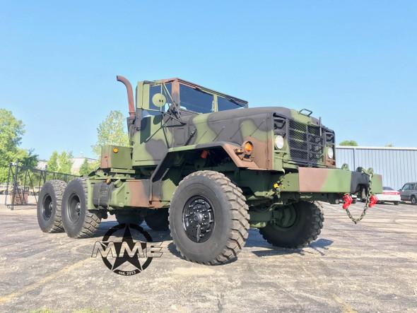 2011 Rebuild BMY M932a2 Military 6x6 5 Ton Semi 20,000LB winch