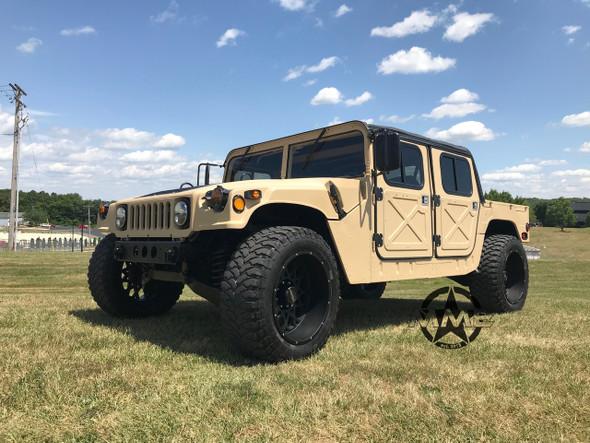 1989 AM GENERAL 1 1/4 TON M998 Humvee HMMWV Street Legal
