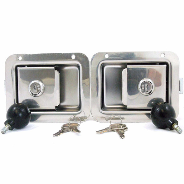 MME Hard Door Handle With Pull Knob (set of 2 )For HMMWV/ Humvee