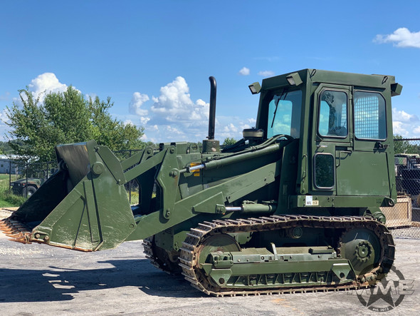 Case: MC1155E Tracked Loader 96 Original Hours