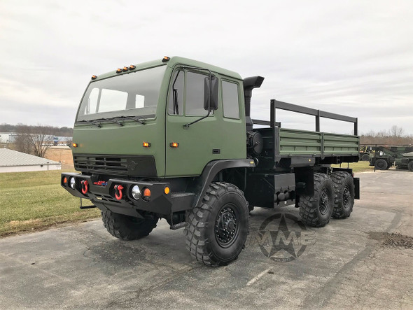 1994 Stewart & Stevenson M1083  5 Ton 6X6 Military Cargo Truck