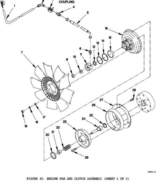 Engine Fan Blade Assembly