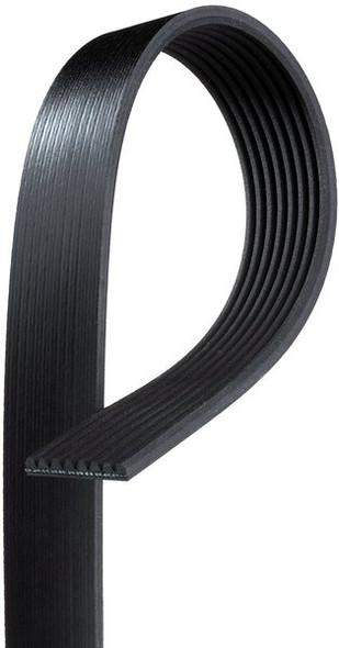 CAT 3126 Serpentine Belt W/O Additional V Belt