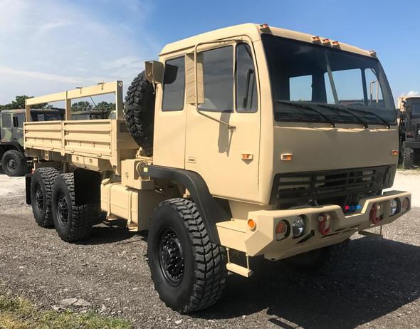 1996 Stewart & Stevenson M1083  5 Ton Military Cargo