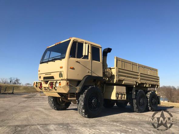 1998 BAE Systems M1083 MTV 6x6 5 Ton Military Cargo Truck
