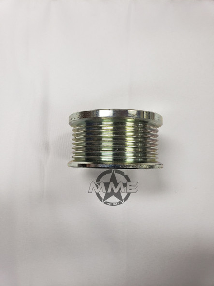 M900 Series A2 Alternator Pulley 8.3 Cummins Serpentine