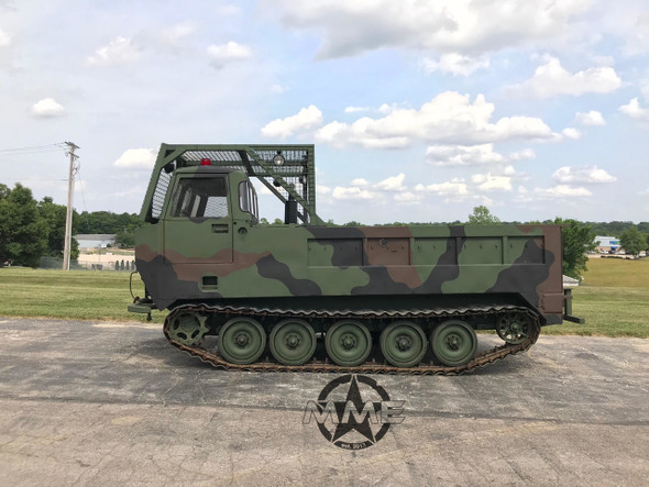 M548A1 Tracked Amphibious Cargo Carrier.