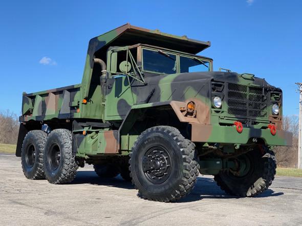 1991 BMY M929a2 5 Ton Military 6x6 Dump Truck