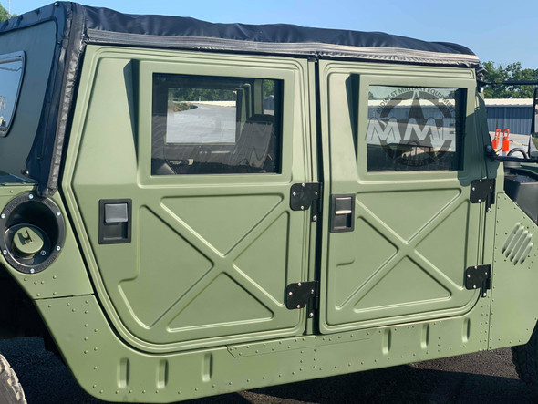 POWER WINDOW & POWER LOCK X-DOOR PATTERN (SET OF 4) FOR HMMWV/HUMVEE/HUMMER/H1