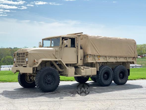 1990 M923a2 BMY 5 Ton Military 6X6 Cargo Truck