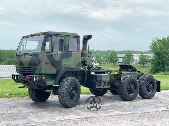 1994 Stewart & Stevenson M1088 Military MTV 6x6 Tractor Truck