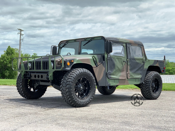 1992 M998 AM GENERAL 1 1/4 Ton HUMVEE HMMWV