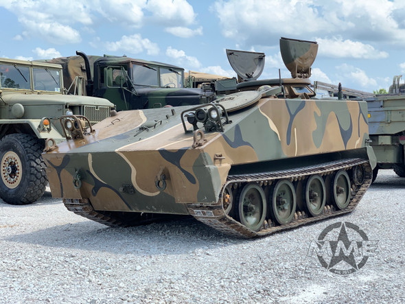 M114 Tracked Command & Reconnaissance Armored Personnel Carrier