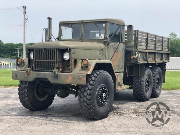 Am General M35a2 2 1/2 Ton 6x6 Military Truck