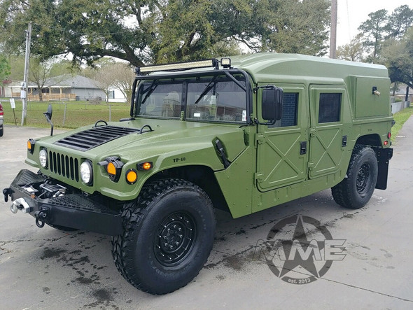 1988 Am General M998 Humvee Hard Top & Hard Door W/Winch