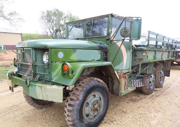 1972 AM General M35a2 2 1/2 Ton Deuce & Half