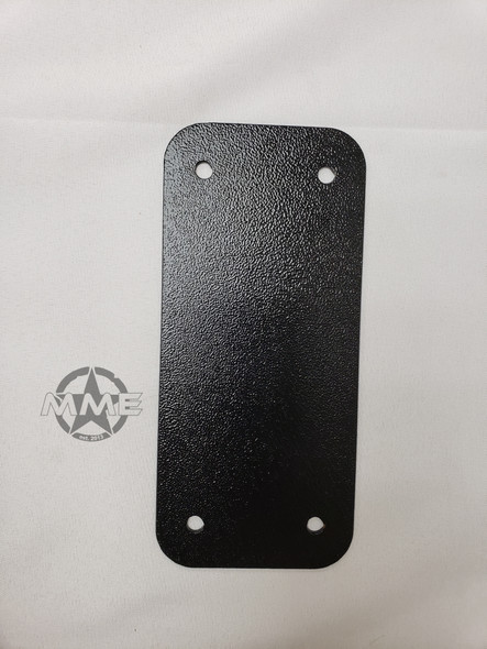 HOOD ACCESS PLATE FOR HUMVEE LH and RH 12338884, 12338906