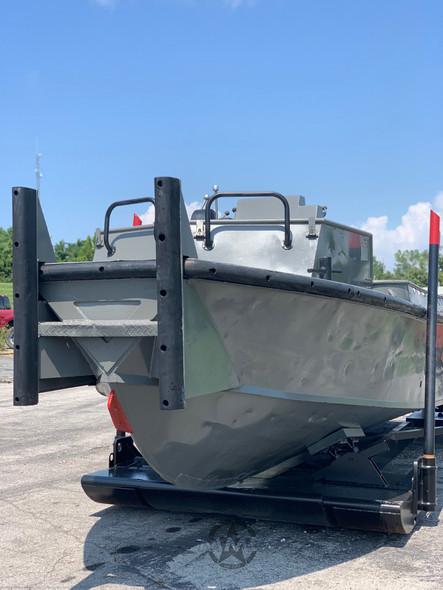 American Development MKII Bridge Erection Boat w/M-14 Improved Boat Craddle