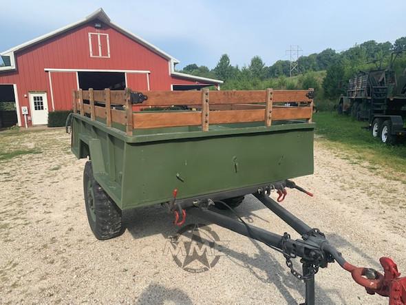 M101 3/4 Ton Cargo Trailer