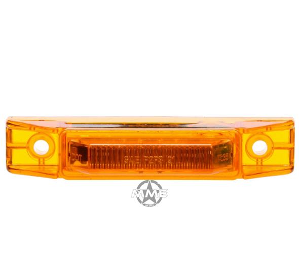 LED AMBER SIDE MARKER LIGHT FOR MTVR OSHKOSH MK23