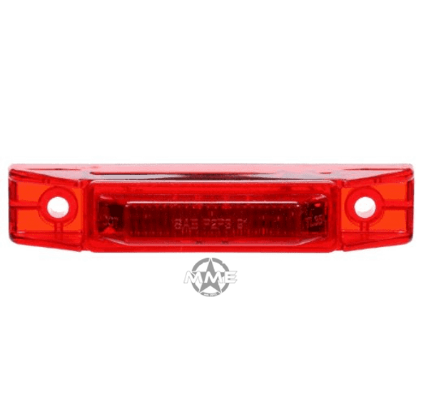 LED RED SIDE MARKER LIGHT FOR MTVR OSHKOSH MK23