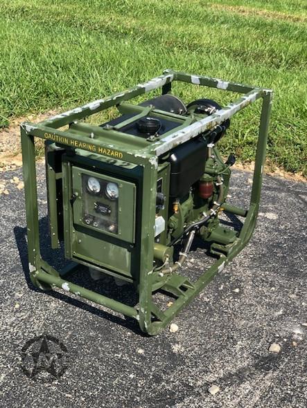 Dewey MEP-501A  2KW Generator Set