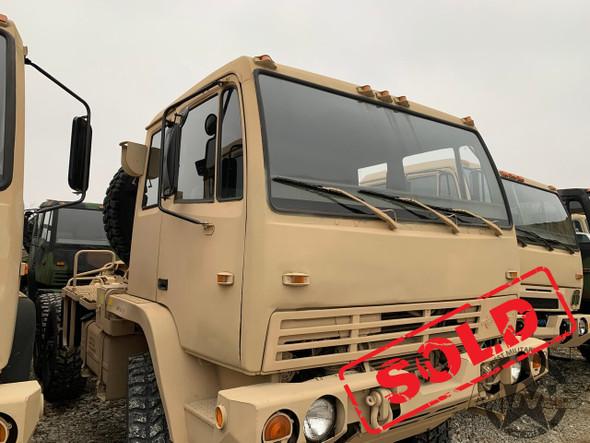 1995 Stewart & Stevenson M1088 Military MTV 6x6 Tractor