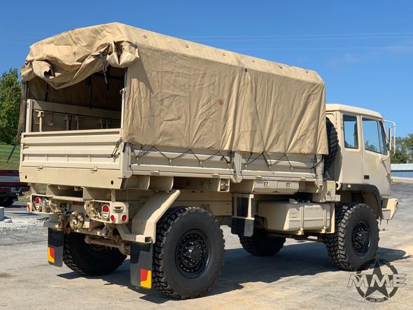 1997 Stewart & Stevenson M1078 4X4 2 1/2 Ton Cargo Truck