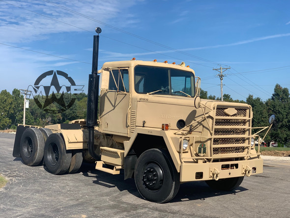 2005 Rebuild AM GENERAL M915A1 SEMI TRACTOR TRUCK 6X4