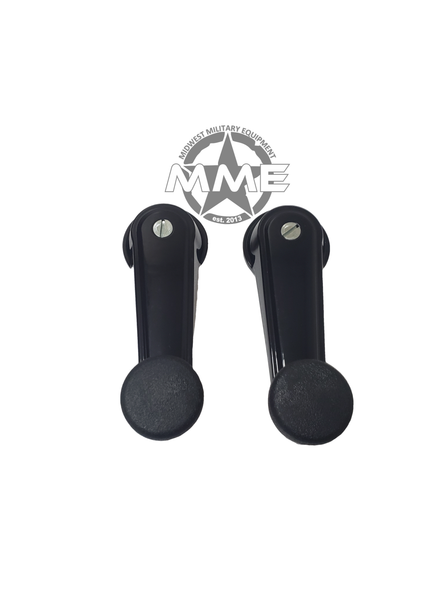 LMTV STEEL WINDOW CRANK HANDLE (PAIR)