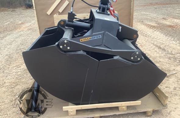 Hiab / Kinshofer 602 Sonder Clamshell Excavator Bucket
