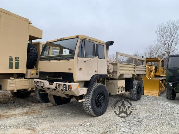 1995 Stewart & Stevenson M1078 2 1/2 Ton 4X4 Cargo Truck