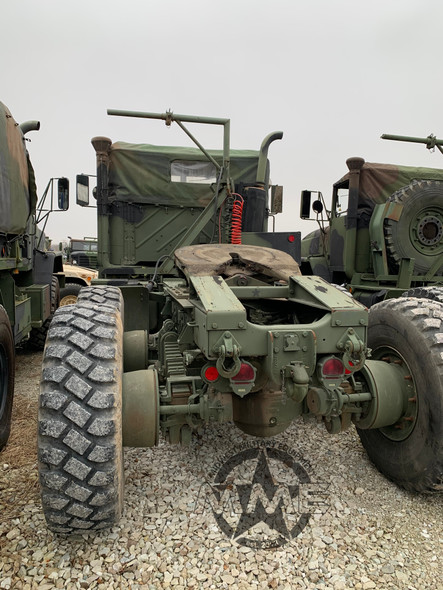 Am General M931A1 5 TON MILITARY 6 X 6 Semi Truck Tractor