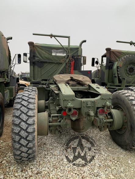 Am General M931A1 5 TON MILITARY 6 X 6 Semi Truck Tractor