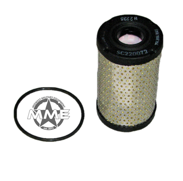 Replacement Fuel Filter For HMMWV/HUMVEE