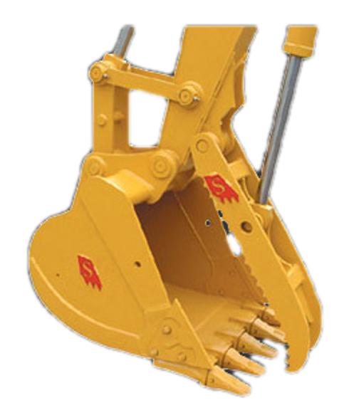 Mini Excavator & Backhoe Thumbs