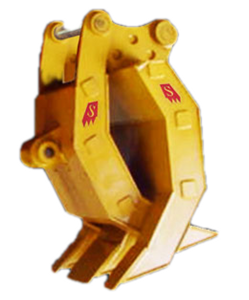 Excavator Demolition Grapples