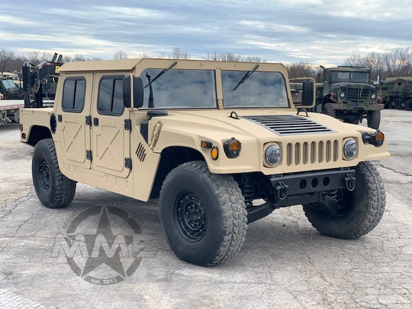 2005 Maine Rebuild M998 4 Door Humvee