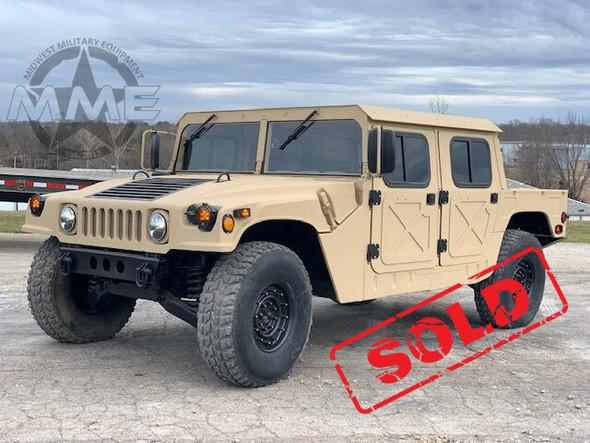 1986 M998 4 Door Humvee