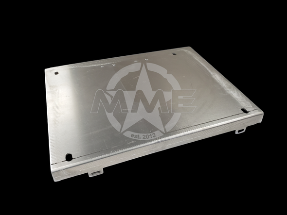 LH Rear Seat Base Support Tray Replacement