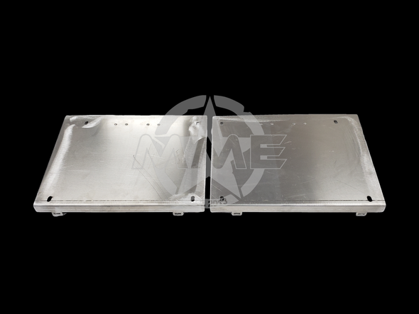 Set of Rear Seat Base Support Tray Replacement