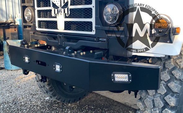 Front Winch Bumper Replacement for M900 Series Truck
