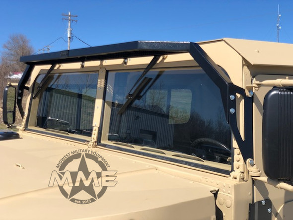 LIGHT BAR MOUNTING BRACKET FOR HMMWV/ HUMVEE / H1