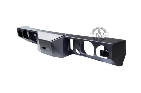 HD Front Winch Bumper For LMTV/MTV