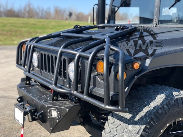 HEAVY DUTY TUBE BRUSH GUARD FOR HMMWV/ HUMVEE