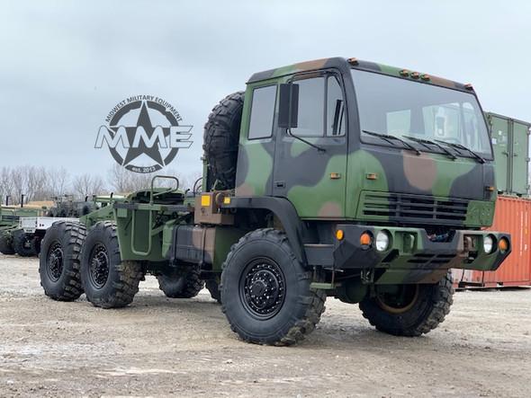 1995 Stewart & Stevenson M1088 Military MTV 6x6 Truck Tractor