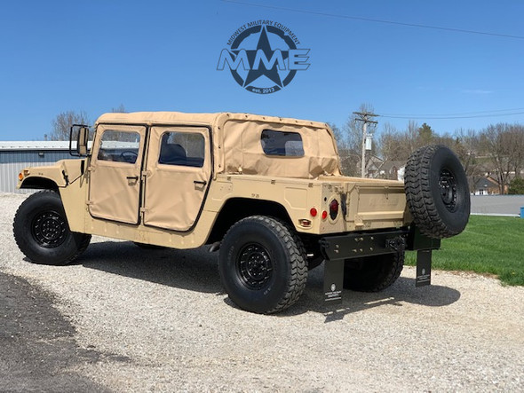 2007 Maine Rebuild M998 AM GENERAL 1 1/4 Ton HUMVEE HMMWV