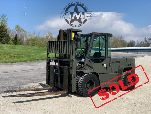 Hyster H155XL Pneumatic Tire Forklift
