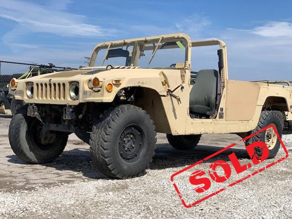 1989 M998 Humvee Roller